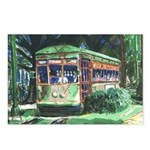 New Orleans Street Car Postcards