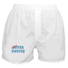 Super Genius Boxer Shorts