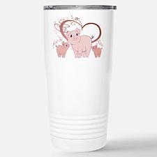Unique Pigs Travel Mug