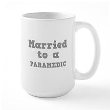 Married to a Paramedic Mug