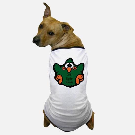Bipolar Disorder Dog T-Shirt