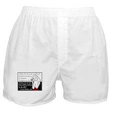 Librarians & Cocktails Boxer Shorts