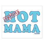 Hot Mama Small Poster