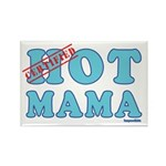 Hot Mama Rectangle Magnet (10 pack)