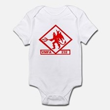 VMFA 232 Red Devils Infant Bodysuit