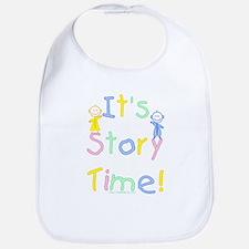 Story Time Babies Bib