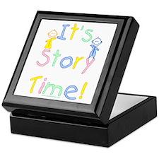 Story Time Babies Keepsake Box