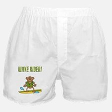 Surfer Monkey Boxer Shorts