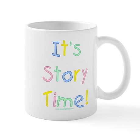 It's Story Time! Mug