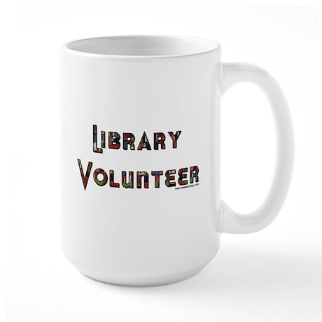 Volunteer Large Mug