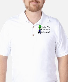 Take Me Golf Shirt