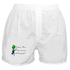 Take Me Boxer Shorts