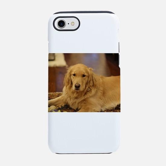Nala the golden inside the hou iPhone 7 Tough Case