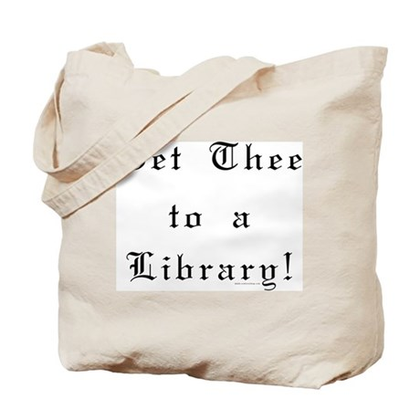 Get Thee Tote Bag