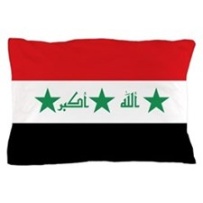 Flag of Iraq Pillow Case