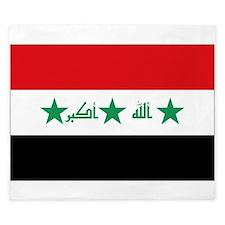 Flag of Iraq King Duvet