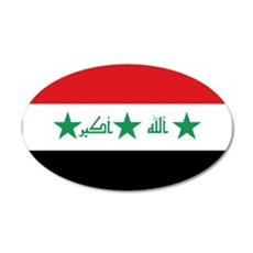 Flag of Iraq Wall Sticker