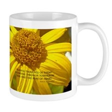 Blissful Thoughts Mug