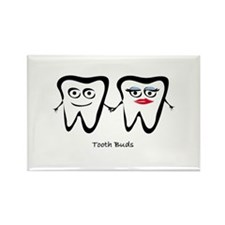 tooth buds Magnets