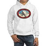 Iraq 100 Hour Fun Run Hooded Sweatshirt