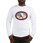 Iraq 100 Hour Fun Run Long Sleeve T-Shirt