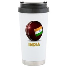 Unique India cricket Travel Mug