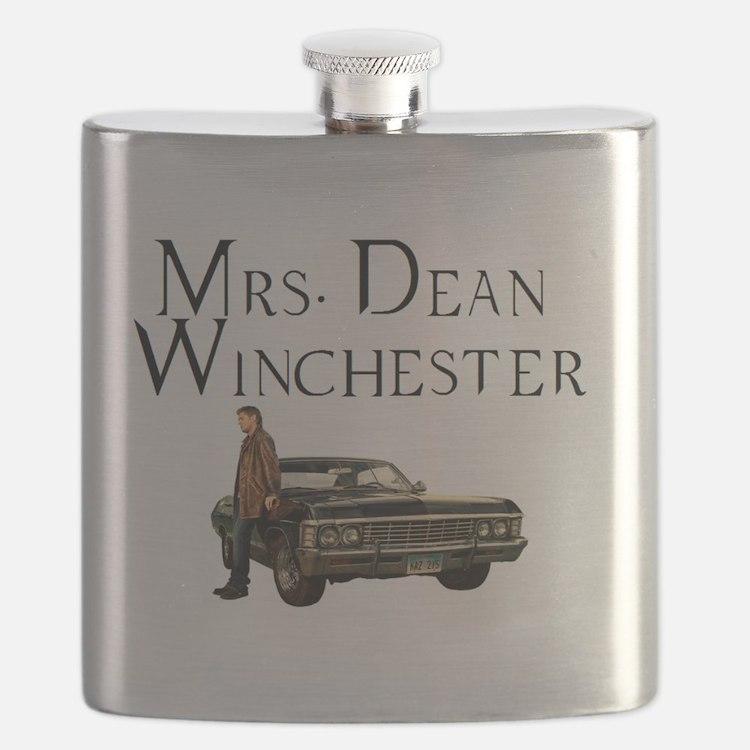 Mrs. Dean Winchester Flask