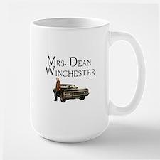 Mrs. Dean Winchester Mug