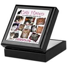 Cats Haven Design 2 Keepsake Box