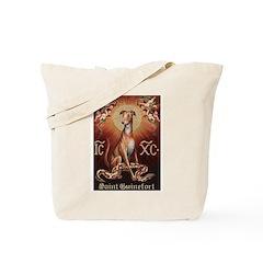 Saint Guinefort Tote Bag