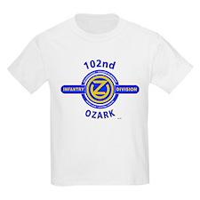 102nd Infantry Division Ozark T-Shirt