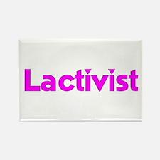Lactivist Rectangle Magnet