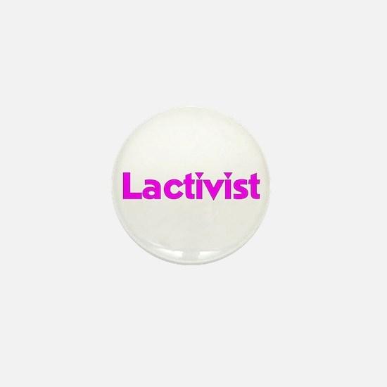 Lactivist Mini Button
