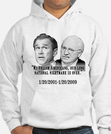 Our National Nightmare is Ove Hoodie