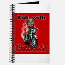 Ride with Cattitude Journal