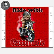 Ride with Cattitude Puzzle
