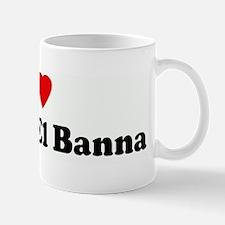I Love Nadine El Banna Mug