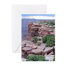 Dead Horse Point State Park, Utah, Greeting Cards