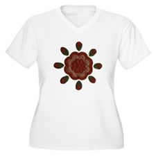 Quilting Pattern T-Shirt