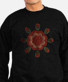 Quilting Pattern Sweatshirt