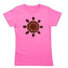 Quilting Pattern Girl's Tee