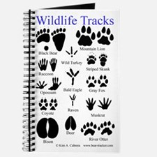 Wildlife Tracks Journal