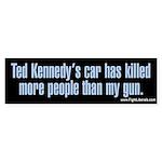 Ted Kennedy's car...