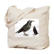Starling Mom & Baby Tote Bag