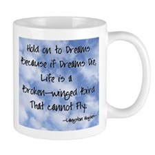 Funny Langston hughes Mug