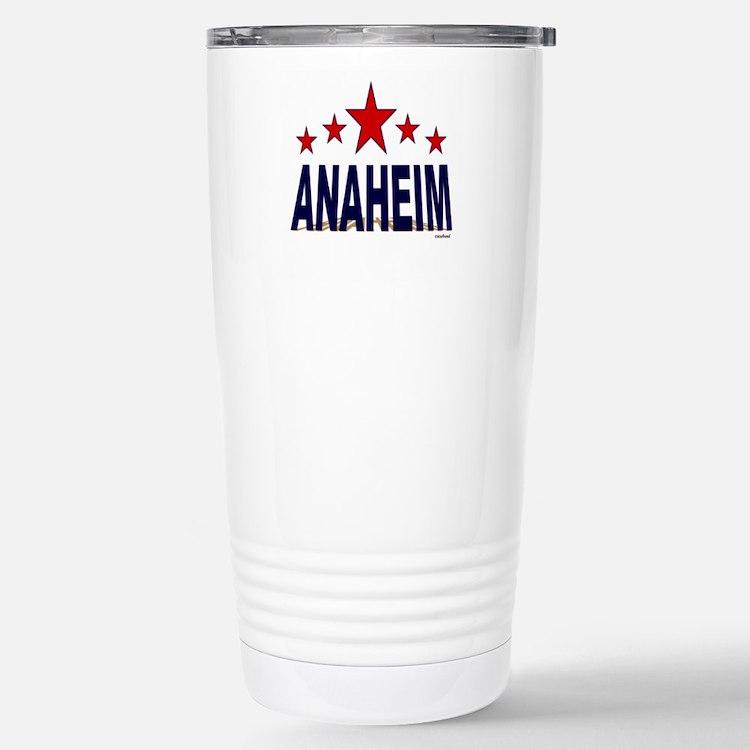 Anaheim Stainless Steel Travel Mug