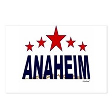 Anaheim Postcards (Package of 8)
