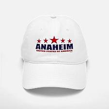 Anaheim U.S.A. Baseball Baseball Cap