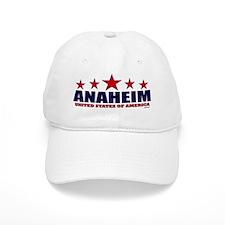 Anaheim U.S.A. Baseball Cap
