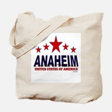 Anaheim U.S.A. Tote Bag